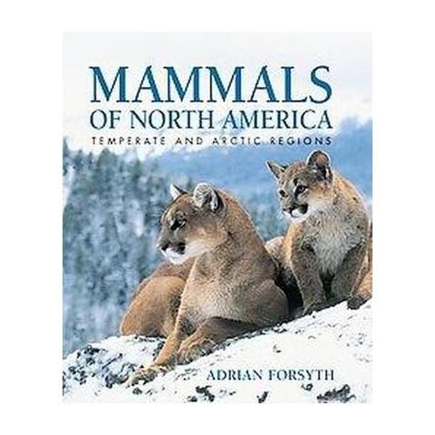 Mammals of North America (Paperback)