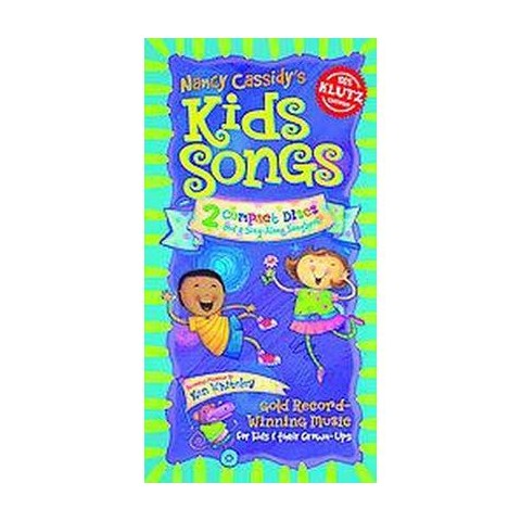 Nancy Cassidy's Kids Songs (Mixed media product)
