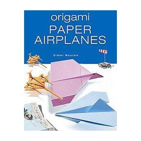 Origami Paper Airplanes (Hardcover)