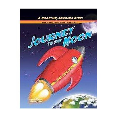 Journey to the Moon (Hardcover)