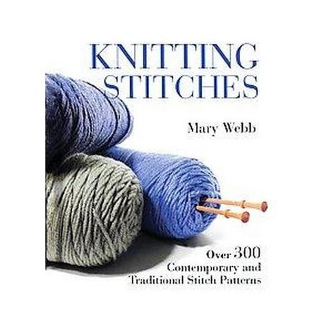 Knitting Stitches (Hardcover)