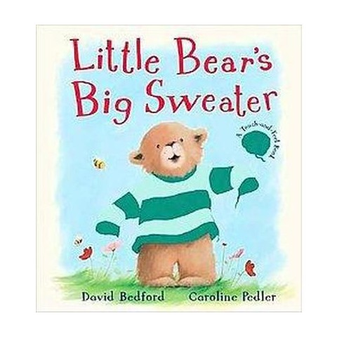 Little Bear's Big Sweater (Hardcover)