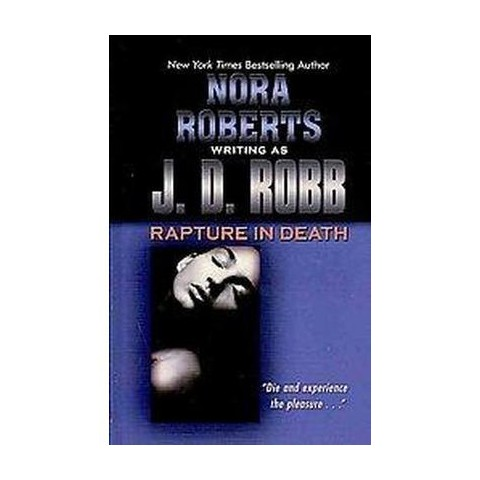 Rapture in Death (Large Print) (Hardcover)