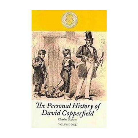 The Personal History of David Copperfield (Large Print) (Paperback)