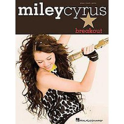 Miley Cyrus - Breakout (Paperback)