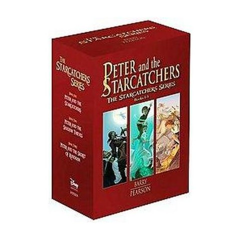 Peter and the Starcatchers (Reprint) (Hardcover)