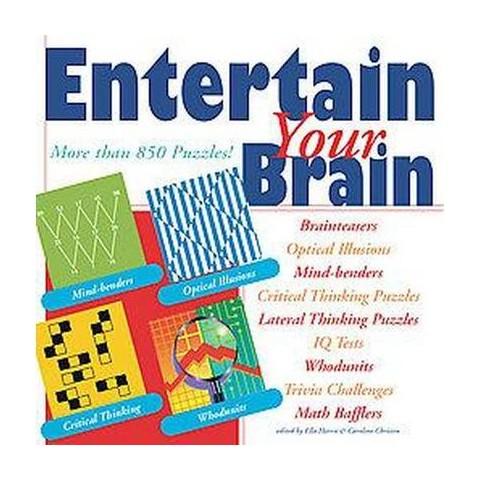Entertain Your Brain (Paperback)