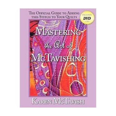 Mastering The Art Of McTavishing (Mixed media product)