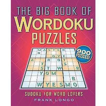 The Big Book of Wordoku Puzzles (Paperback)