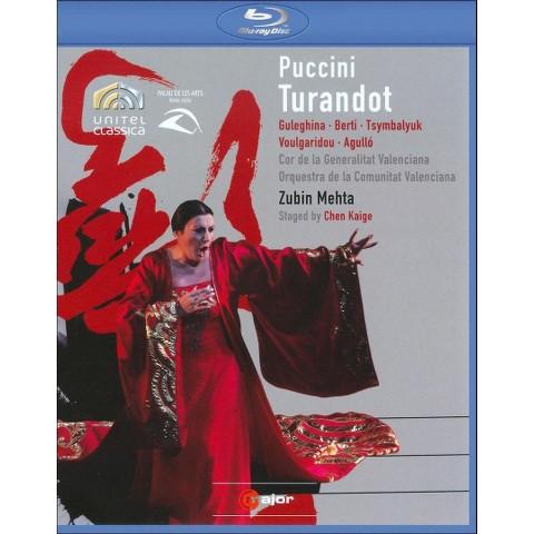 Turandot (Blu-ray) (Widescreen)