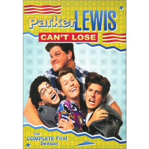 Parker Lewis Can't Lose: The Complete First Season (4 Discs)