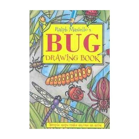 Bug Drawing Book (Hardcover)