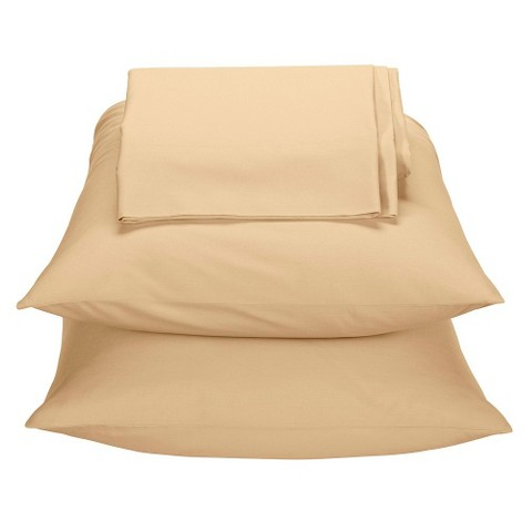 Room Essentials® Easy Care Sheet Set - Solids