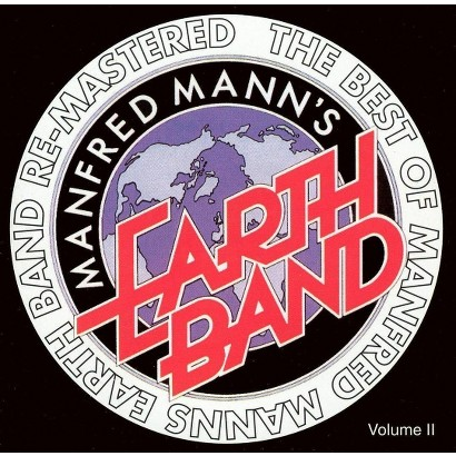 Best of Manfred Mann's Earth Band, Vol. 2: 1972-2000 (Greatest Hits)