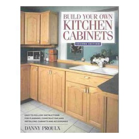 Build Your Own Kitchen Cabinets Paperback Target