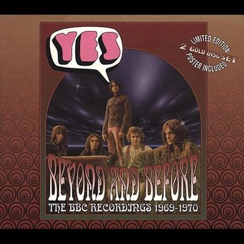 Beyond & Before: BBC Recordings 1969-1970