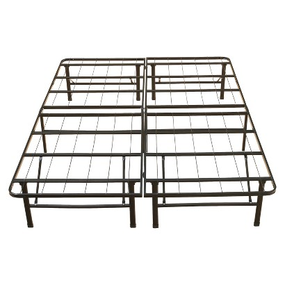 """Eco Dream Metal Platform Base Bed Frame - 14"""""""
