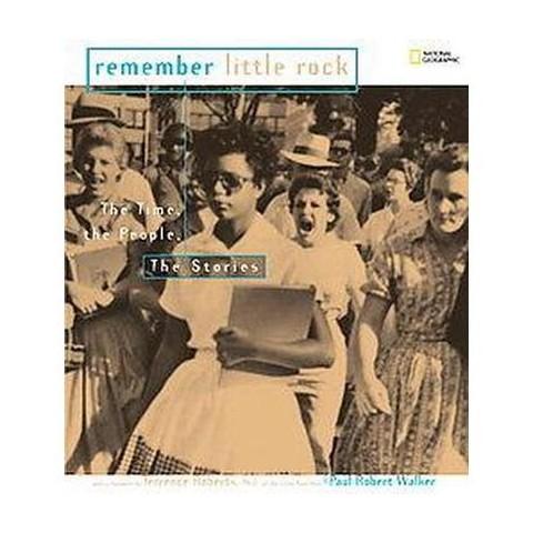 Remember Little Rock ( Remember) (Hardcover)