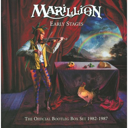 Early Stages: The Official Bootleg Box Set 1982-1987 (Greatest Hits, Live)