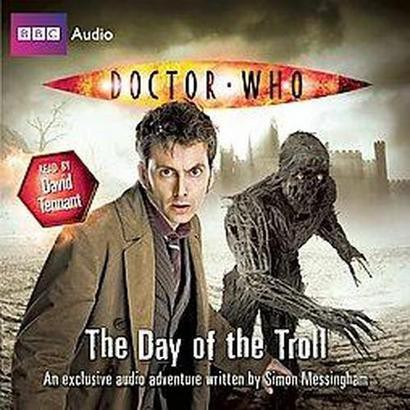 The Day of the Troll (Unabridged) (Compact Disc)
