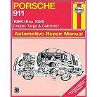 Porsche 911 Automotive Repair Manual (Paperback)
