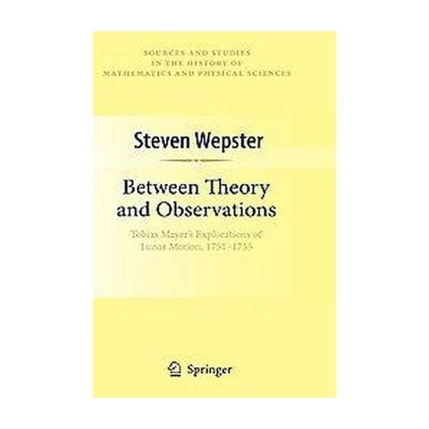 Between Theory and Observations (Hardcover)