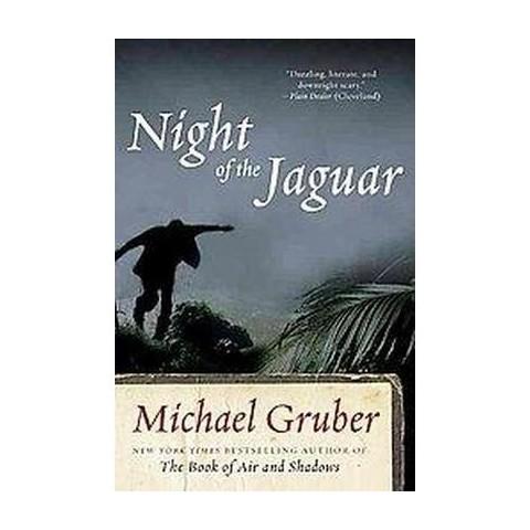 Night of the Jaguar (Reissue) (Paperback)
