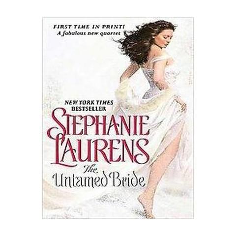 The Untamed Bride (Larger Print) (Paperback)