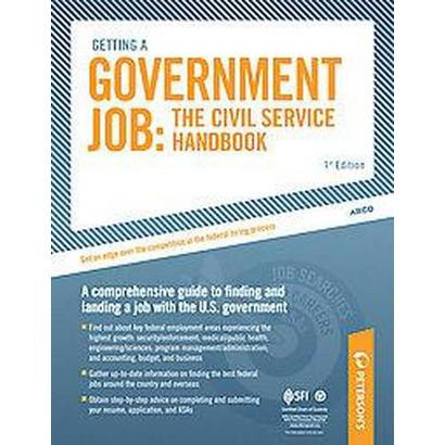 Getting a Government Job: (Paperback)