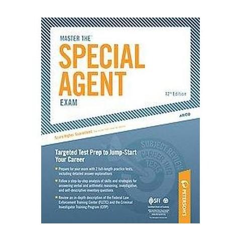 Master the Special Agent Exam (Original) (Paperback)