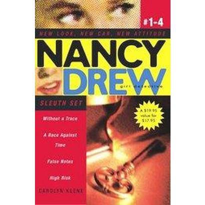 Nancy Drew Girl Detective (Paperback)