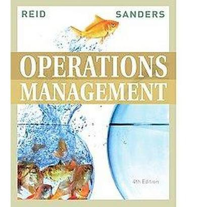 Operations Management (Mixed media product)