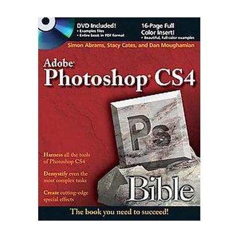 Photoshop CS4 Bible (Mixed media product)
