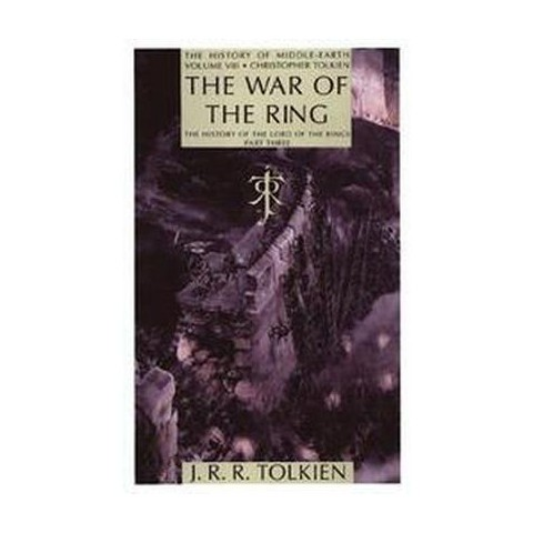 The War of the Ring (Hardcover)