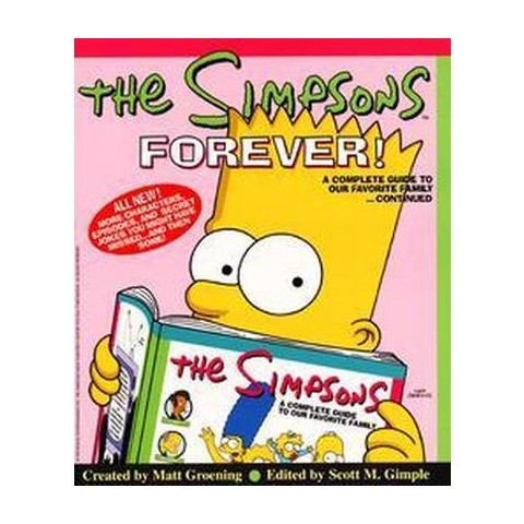 The Simpsons Forever! (Paperback)