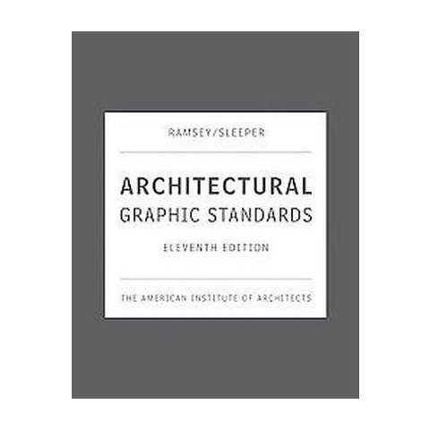 Architectural Graphic Standards (Hardcover)