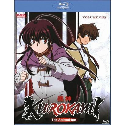 Kurokami: The Animation, Vol. 1 (Blu-ray) (Widescreen)