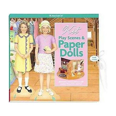 Kit Play Scenes & Paper Dolls (Paperback)