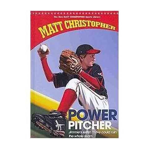 Power Pitcher (Reissue) (Hardcover)