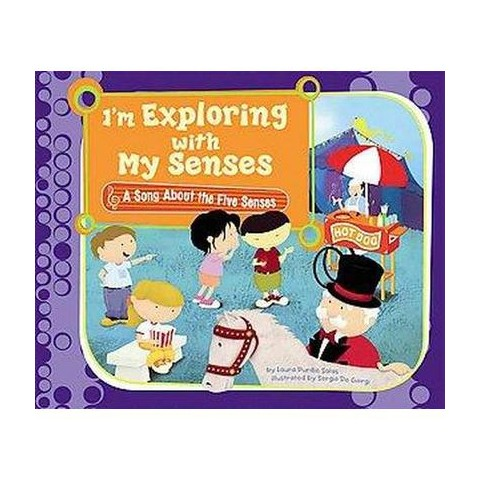I'm Exploring With My Senses (Hardcover)
