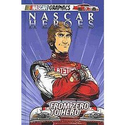 Nascar Heroes (Hardcover)