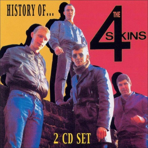 History of the 4 Skins (Greatest Hits)