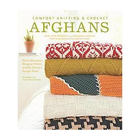 Comfort Knitting & Crochet Afghans (Paperback)