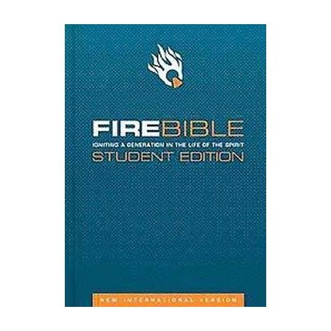 Fire Bible (Student) (Hardcover)