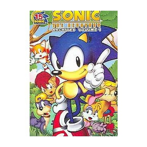 Sonic the Hedgehog Archives 1 (Paperback)