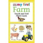 Farm ( My First Touch and Feel Picture Cards) (Hardcover)