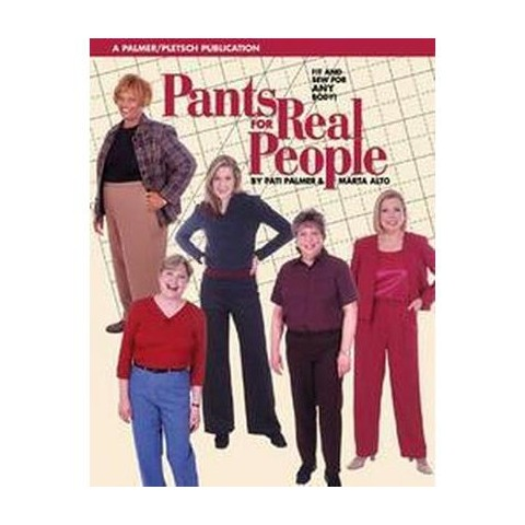 Pants for Real People (Revised / Expanded) (Paperback)