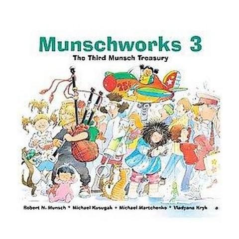 Munschworks 3 (Hardcover)
