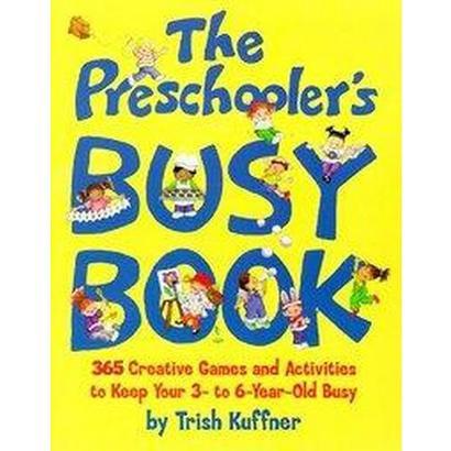 The Preschooler's Busy Book (Paperback)