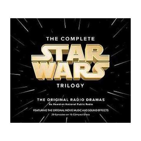 The Complete Star Wars Trilogy (Compact Disc)